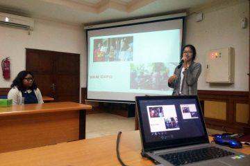 EC Presentation Practice in EC Goes